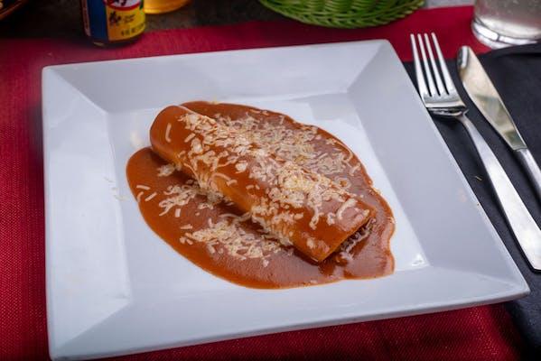 (3) Cheese Enchiladas