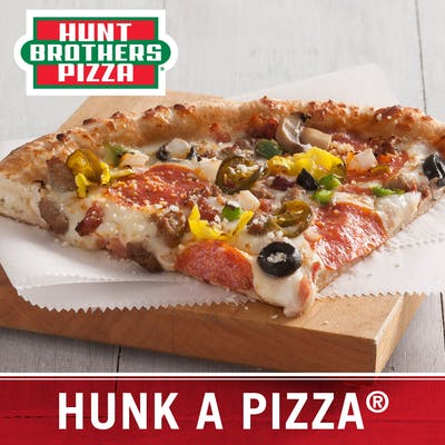 Hunk a Pizza