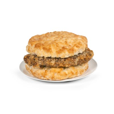Steak Biscuit