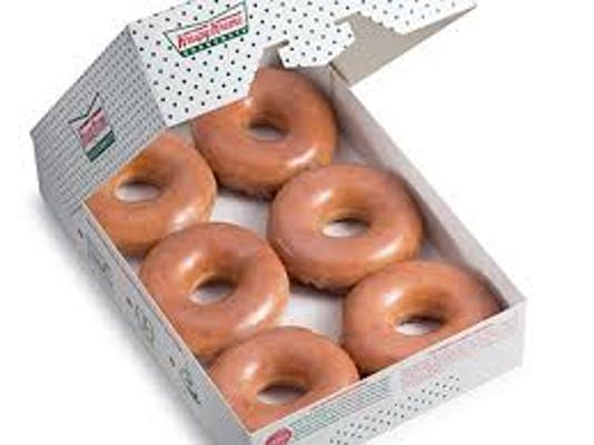 Half Dozen Original Glazed
