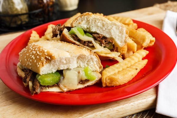 Steak & Cheese Sub