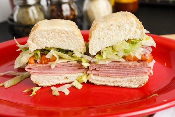 Deli Mart Sandwich
