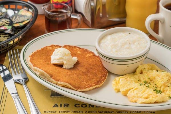 Real Deal Breakfast Meal