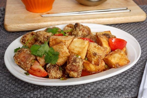 S16. Sweet & Sour Pork Chop