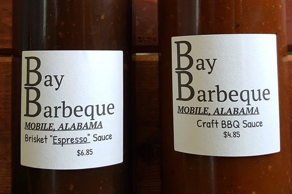 Bottled Craft BBQ Sauce