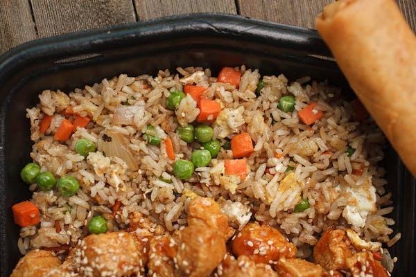 Fried Rice a la Carte