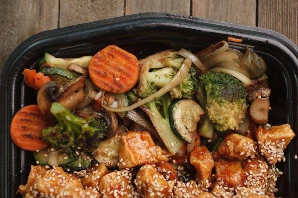 Mixed Veggies a la Carte