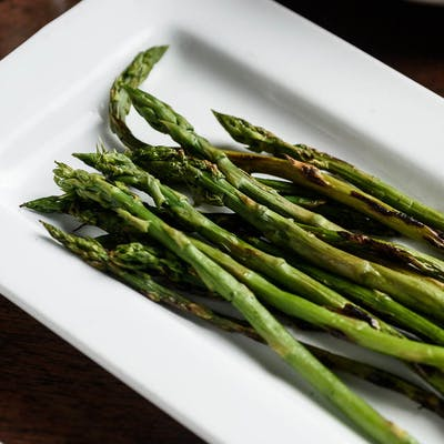 Wood-Grilled Asparagus