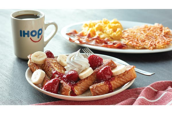 Create Your Own French Toast Combo