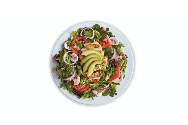 Chicken & Veggie Salad