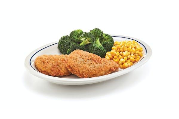 Buttermilk Crispy Chicken
