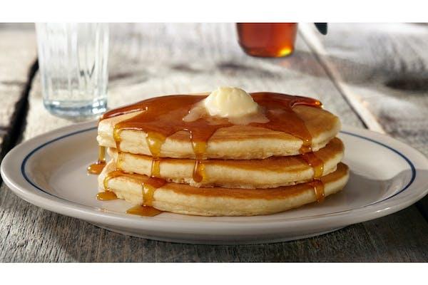 55+ Buttermilk Pancakes