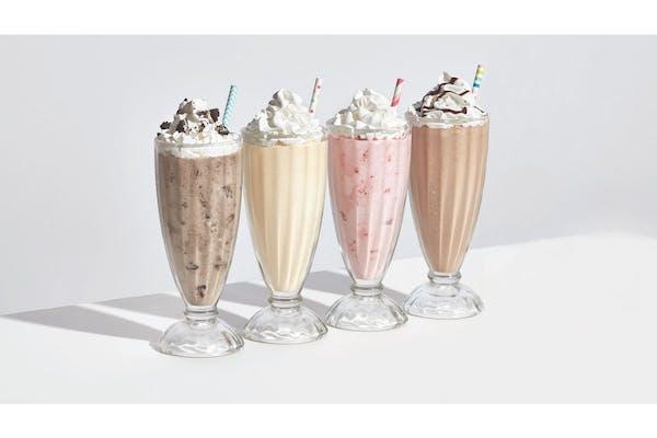 House-Made Milkshakes