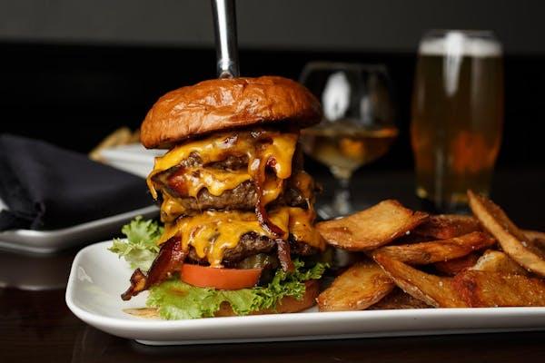 Un, Deux, Trois Burger