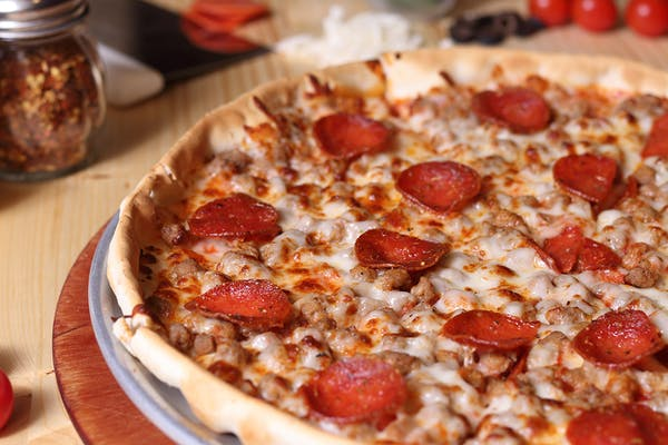 Two Topping Pizza