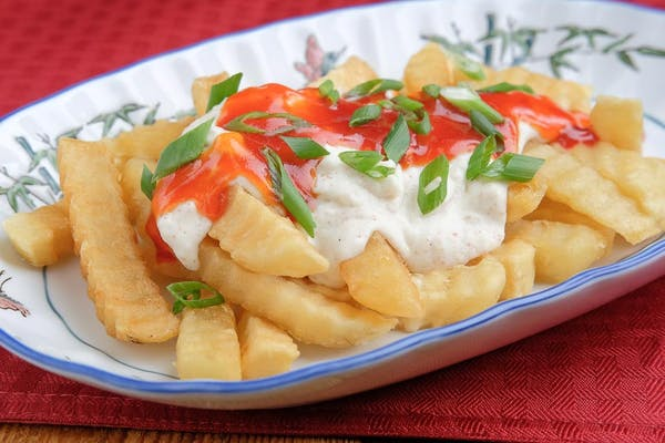 Rangoon Fries