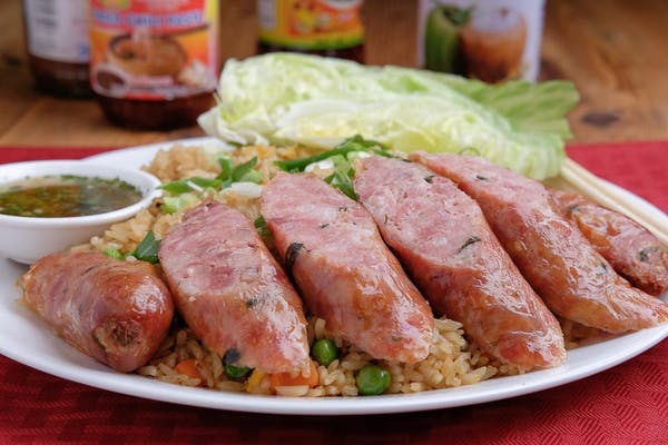Hmong Sausage