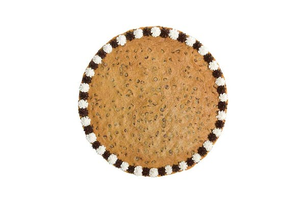 16 in Round cookie cake