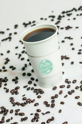 Hot Organic Coffee