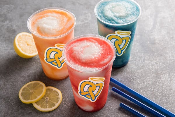 Frozen Lemonade Mixers