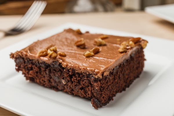 Brownie with Pecans