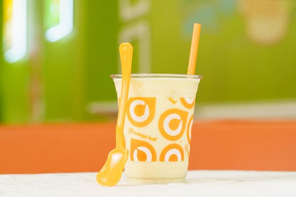 Orange N Cream Smoothie