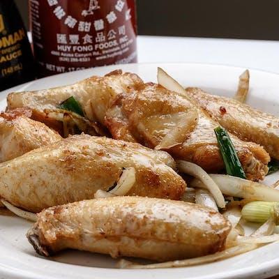 A8. Chicken Wings