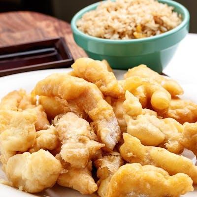 L10. Sweet & Sour Chicken