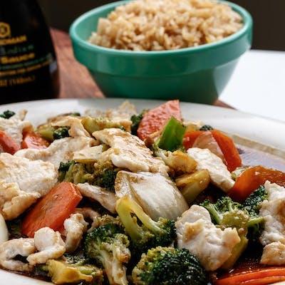 L15. Chicken Broccoli