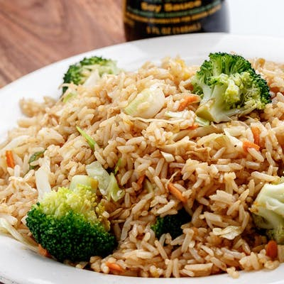 R1. Vegetable Fried Rice