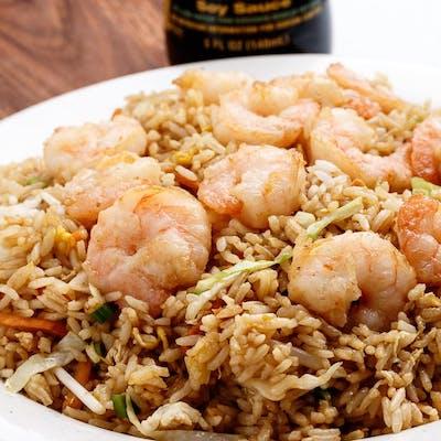 R4. Shrimp Fried Rice