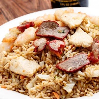 R6. House Fried Rice