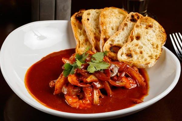 BBQ Pepper Shrimp