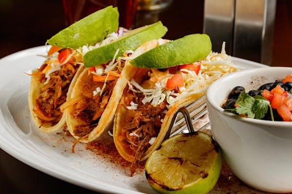 Beef Ranchero Tacos