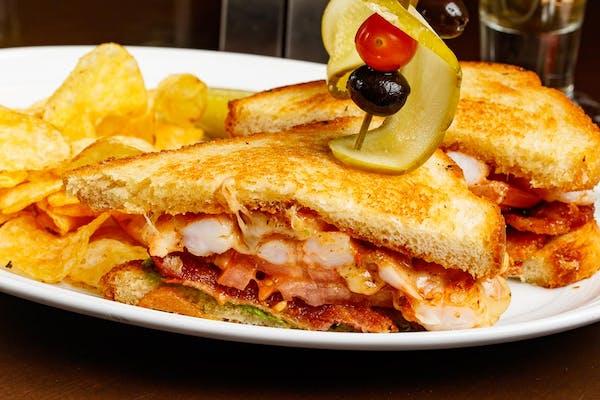 Shrimp & Bacon Club