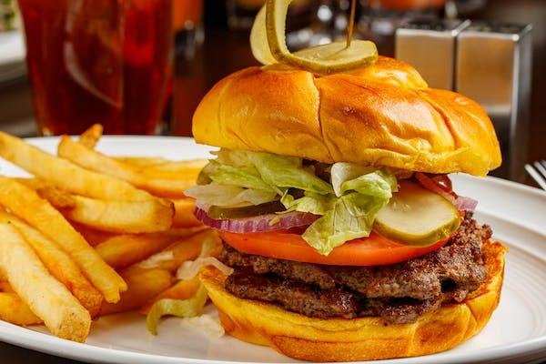 The #1 Burger