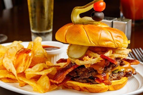 San Luis Burger