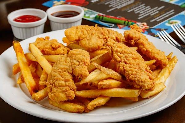 Kid's Crispy Chicken Strips