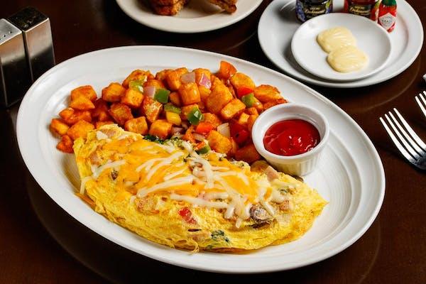 B.Y.O. Omelet