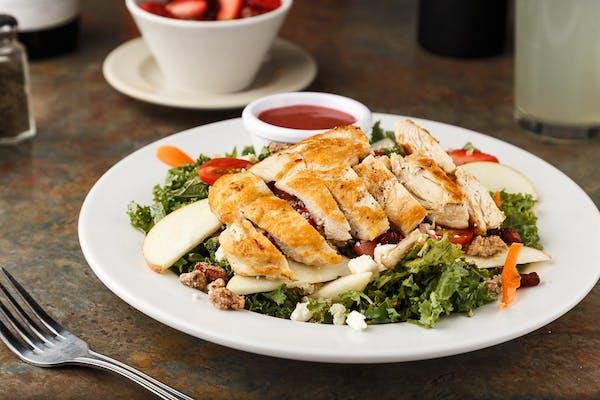 Bibi's Grilled Chicken Kale Salad