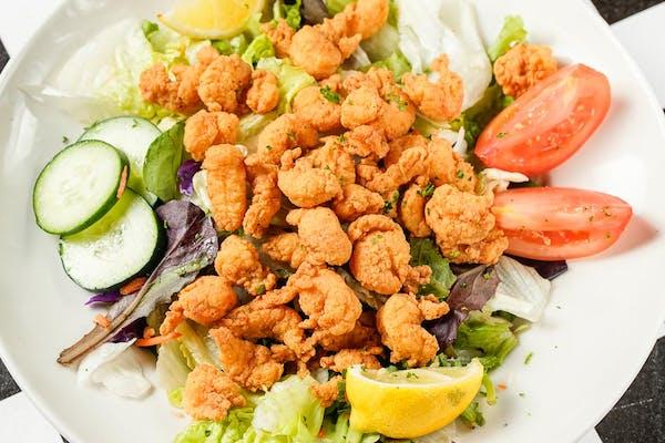 Popcorn Crawfish Salad