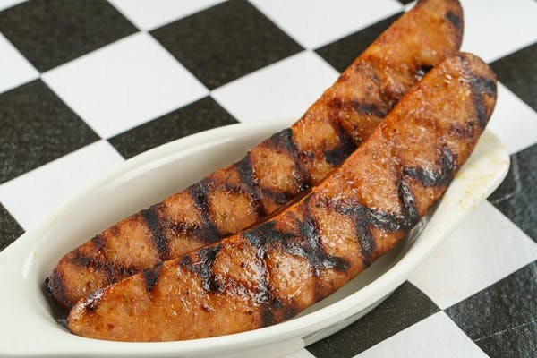 Grilled Smoked Sausage