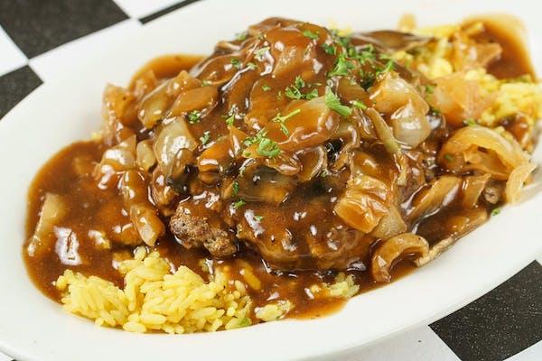New Orleans Hamburger Steak