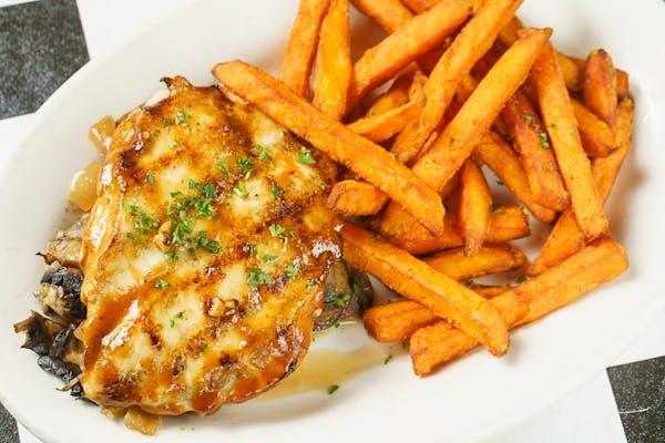 Grilled Marinated Chicken Platter