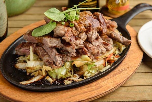 Beef Teriyaki Dinner
