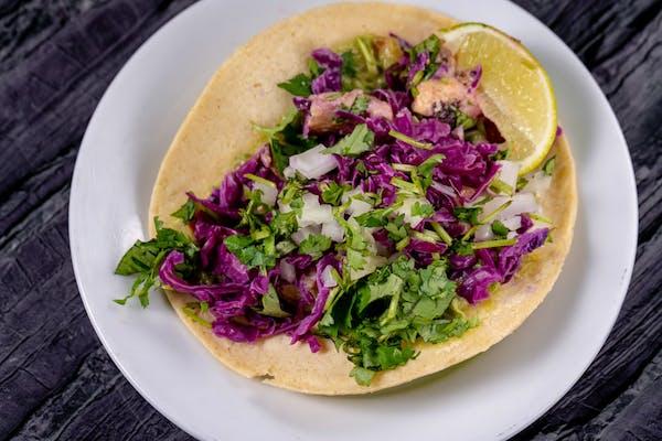Gourmet Fish Taco