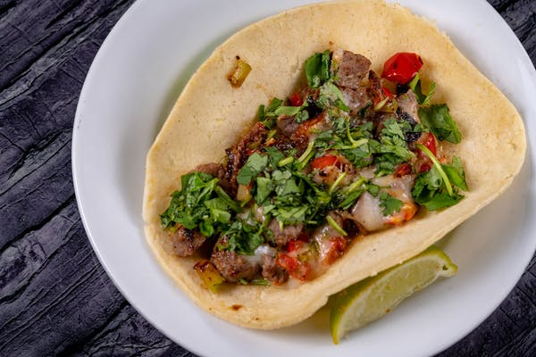 Philly Steak Taco