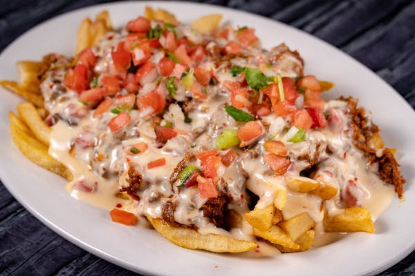 Queso Fries