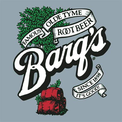 Glass Bottled Barq's Root Beer