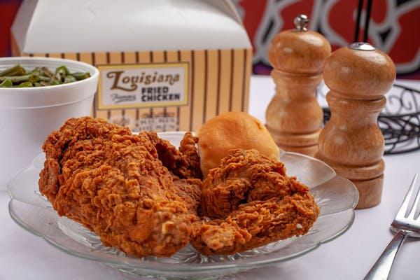 (3 pc.) White-Meat Chicken